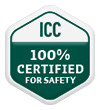 ICC Certified badge