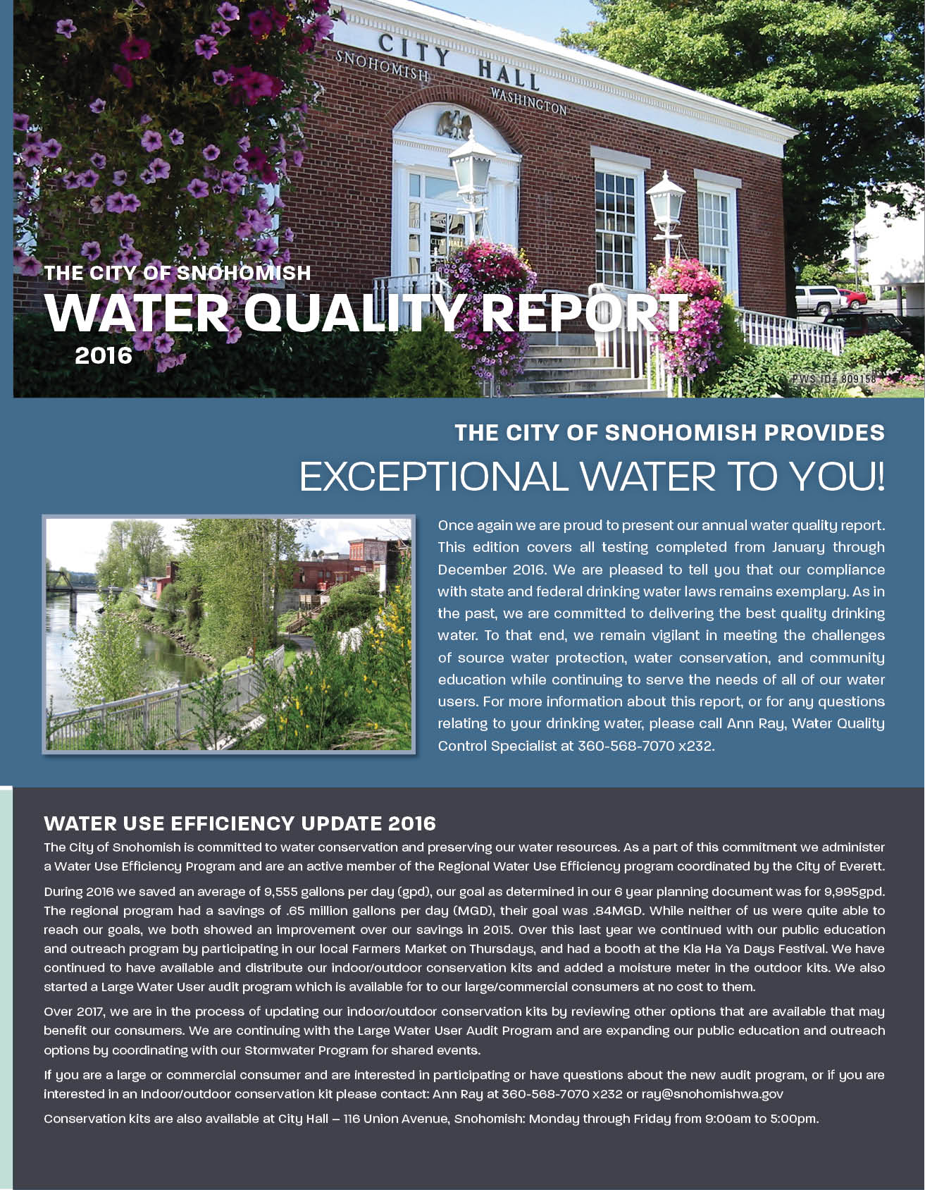 Water Quality Rpt-2016 pg 1