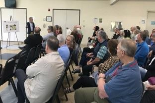 4/24/18 Carnegie Building Town Hall Meeting