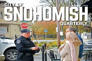 Snohomish Quarterly Spring 2018 Cover Photo