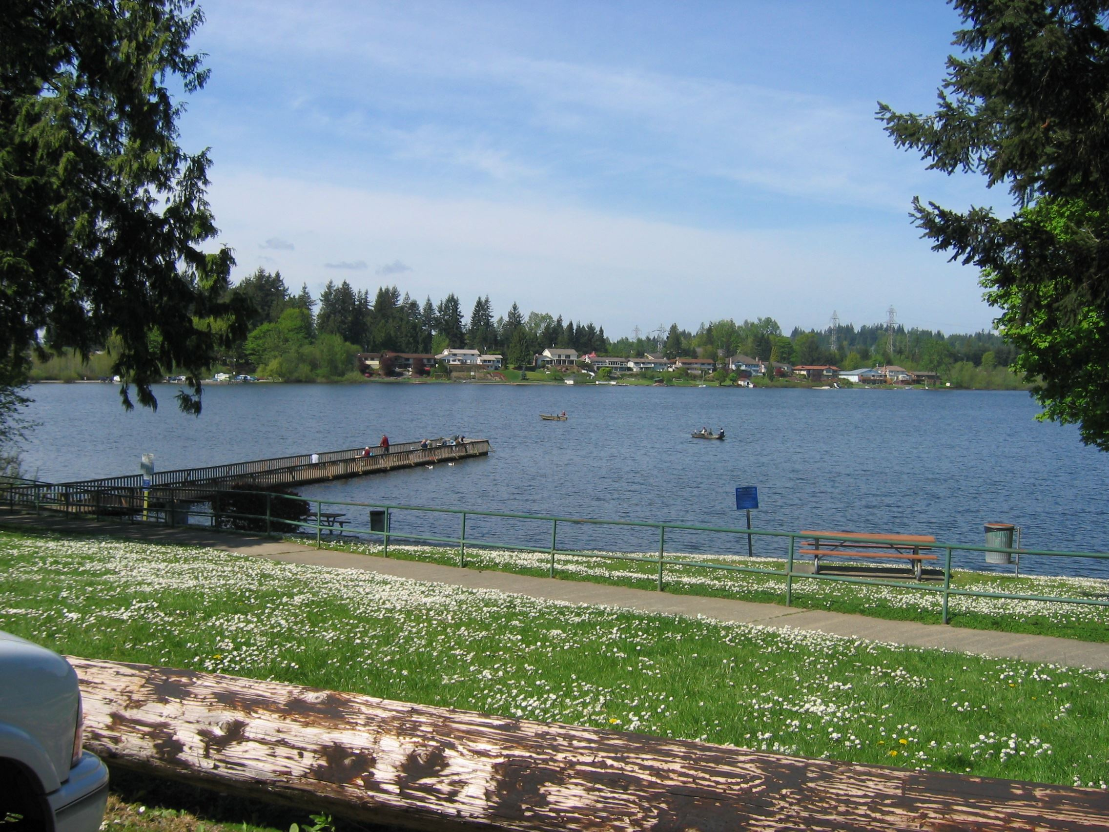Hill Park - Blackmans Lake