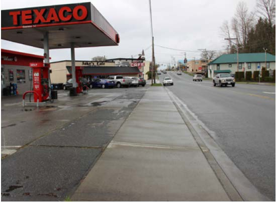 Texaco Second St