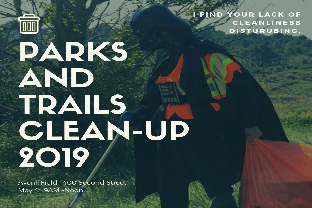 Park and Trails Clean-Up 2019