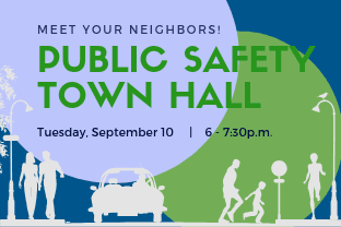 Public Safety Town Hall Meeting
