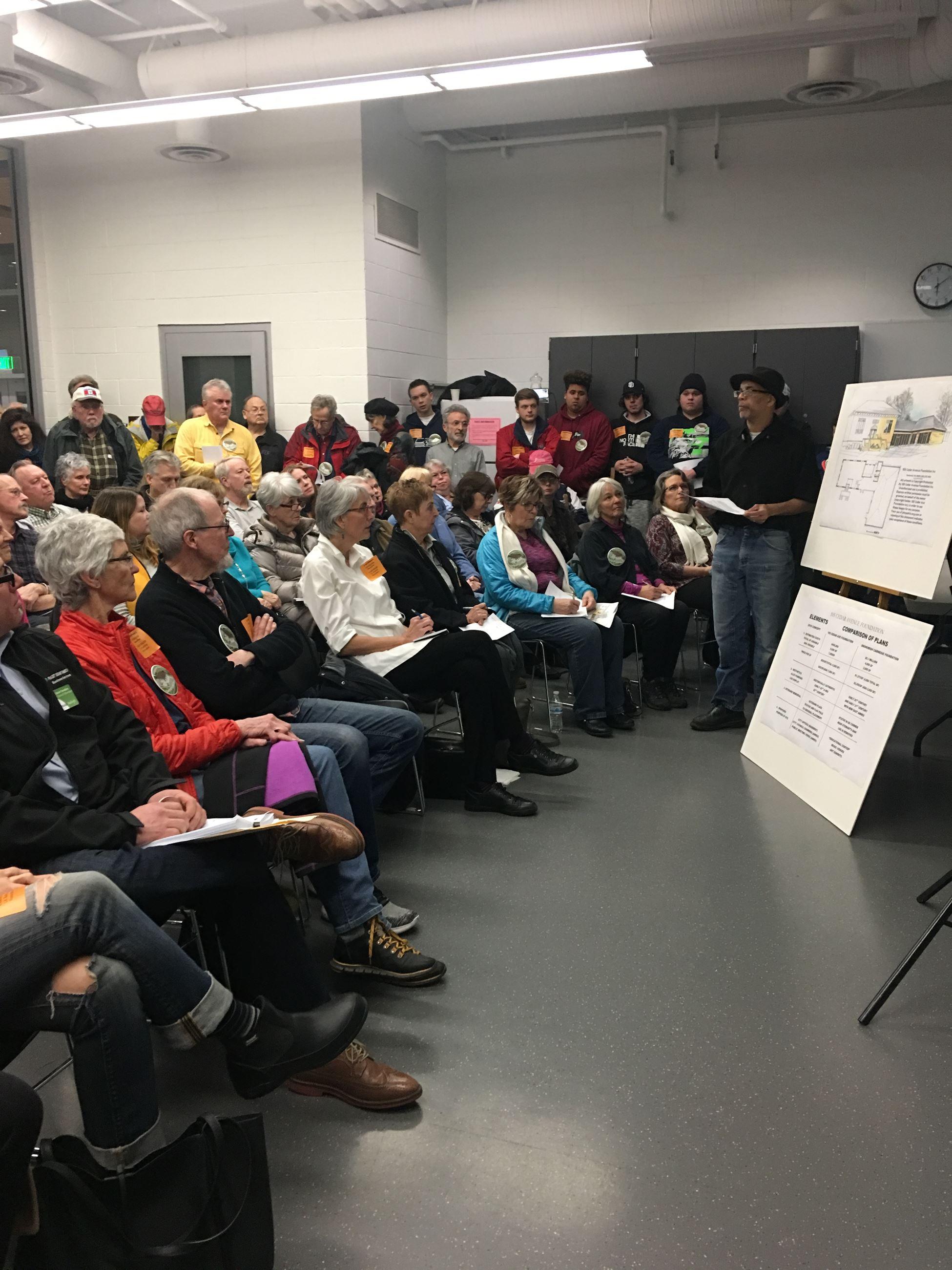 105 Cedar Avenue Foundation Presentation