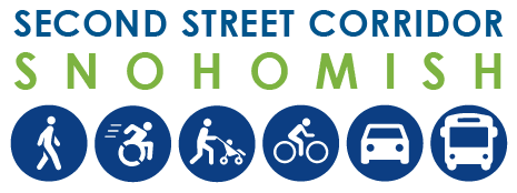 second street logo
