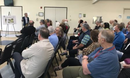 4/24/18 Carnegie Town Hall Meeting