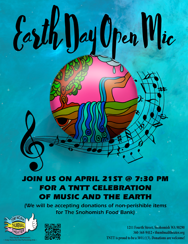 Earth Day Open Mic